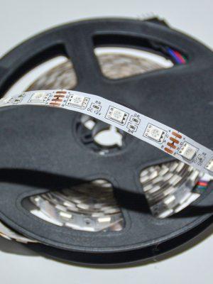 LED RGB نواری 5 متری