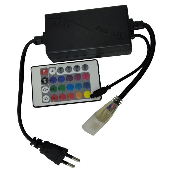 ریموت کنترلر RGB